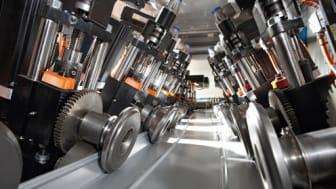 Maskinen som ger ny profil åt fordonsbranschen
