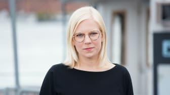 Karin Ernlund (C), är idrottsborgarråd i Stockholms stad.