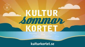 Kultursommarkortet är en del av Familjen Helsingborg 2021.