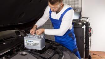 Att byta batteri är svårare idag än för några år sen