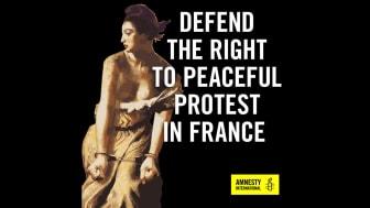 Frankrike - tusentals gripna, bötfällda och åtalade under demonstrationer före och efter covid-19