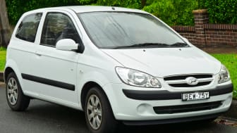Hyundai Getz 2-dørs