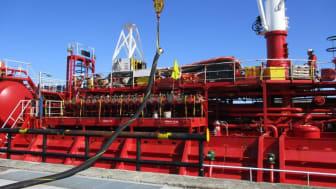 Brændstofleverandører kan hjælpe med håndsprit