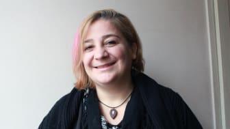 Lara Aharonian, grundare av Women´s Resource Centre of Armenia