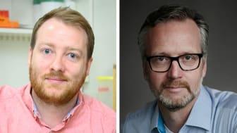 Pete Williams och Rune Brautaset. Foto: Bildmakarna, Johanna Hanno