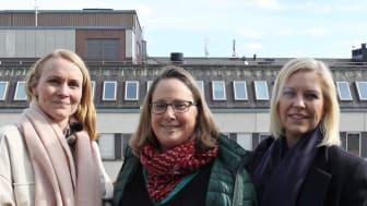 Åsa von Berens, Bettina Meinow och Jenny Österman har skrivit Äldrecentrums nya rapport om Stockholms äldreomsorg.