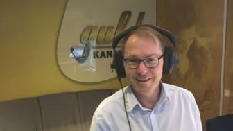 Johan snackar om bonusfamiljer i Radio P4 Malmöhus 22 maj kl 08.45