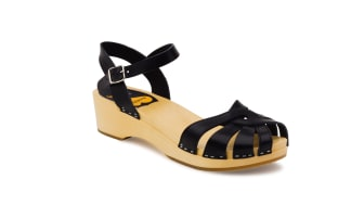 Cross Strap Debutant - black
