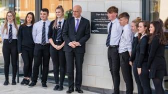 MSP JOHN SWINNEY_ELGIN HIGH SCHOOL OPENING_22 OCTOBER 2018_ A9S08410-Edit