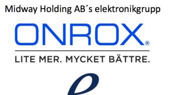 Onrox får en syster - båda företagen med på Elektronik 2011 i Göteborg