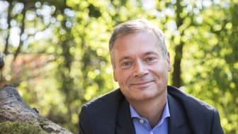 Johan Kuylenstierna, Stockholms universitet.  Foto: Niclas Björling / Stockholms universitet. Fri användning av media i anslutning till nyhetsartikel eller inslag med koppling till Stockholms universitet.