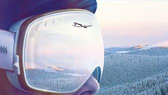 Resebolaget TUI inleder en satsning på skidresor och lanserar sju nya flyglinjer till Scandinavian Mountains Airport.