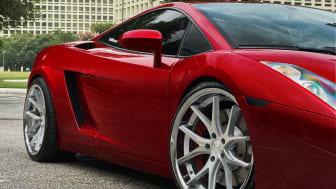 Lamborghini Gallardo med Ferrada FR2