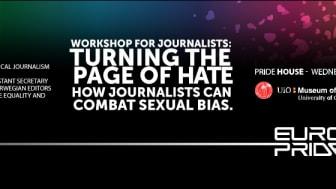 Workshop for journalists