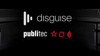 Bestand an disguise Medienservern massiv erhöht