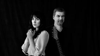 Kampagnenmotiv I'M SOUND: Laura Carbone und Kosho, beide Mannheimer Künstler