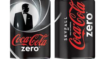 Coca‐Cola Zero vapauttaa sisäisen 007‐agenttisi