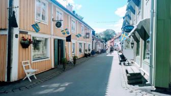 Svemester i Sveriges första stad Sigtuna
