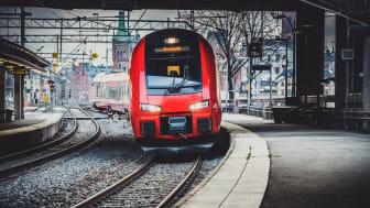 MTRX accepterar flygbolaget BRAs biljetter mellan Stockholm och Göteborg