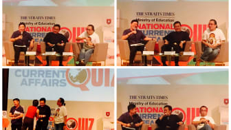 "EVORICH Managing Director Inspires Students and Viewers in The Straits Times' ""Samsengs Turned Towkays"" Panel Discussion"