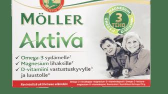 Möller Aktiva on kolmitehoinen uutuus aktiiviseen elämään