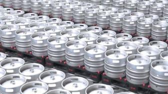 Entinoxin uudessa oluttynnyreiden tuotantolaitoksessa Zaragozassa Espanjassa voidaan valmistaa 450 000 tynnyriä vuodessa. Yhteen tynnyriin kuluu 2 neliömetriä austeniittista ruostumatonta terästä.