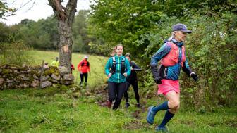 Billingen Hike & Trail genomfördes för första gången 11-13 september 2020. Foto: Tobias Andersson/Next Skövde