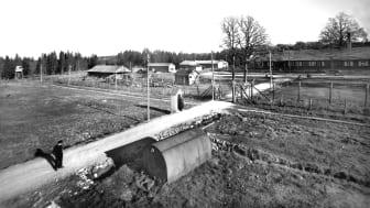 Den nyopprettede Berg interneringsleir. Foto utlånt av Interessegruppa for Berg.jpg