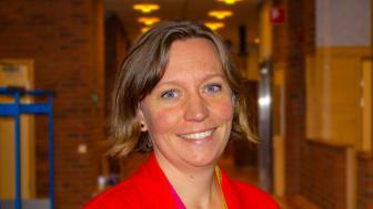 Osby kommuns skolambassadör för EU Katrin Rongby