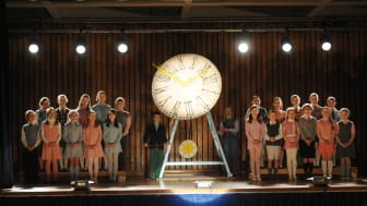 """Making-of. TV-Spot """"Der Kinderchor"""""""