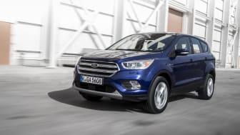 Jednou z hvězd Dnů otevřených Fordu bude i Ford Kuga, který je teď nejdostupnější od svého uvedení na český trh