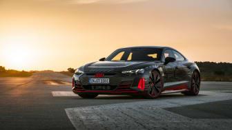 Audi viser RS-udgave af e-tron GT prototype