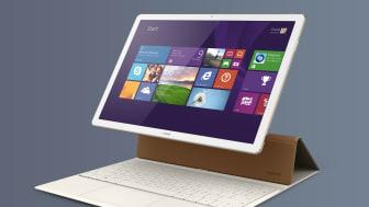 Huawei lanserar surfplattan MateBook på MWC 2016