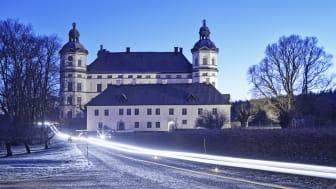 Julmarknad på Skokloster är en av slottets mest populära helger
