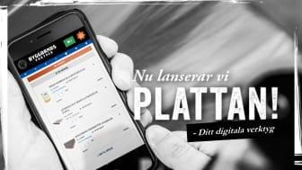Nu lanserar Byggarnas Partner det digitala verktyget för riktiga proffs - Plattan!