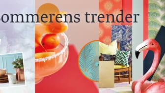 Dette blir sommerens tre store trender!
