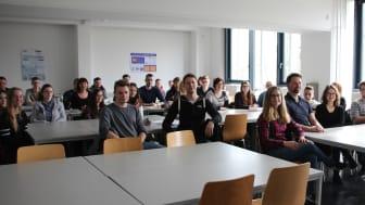 """""""Steuern macht Schule"""" – Workshop des Netzwerks Studienorientierung für zukünftige Finanzbeamte"""