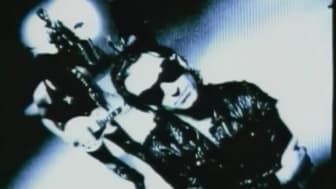 Paul Rose alleges U2 got the idea for The Fly from his track Nae Slappin. Image source: screen grab from U2's official video for the track