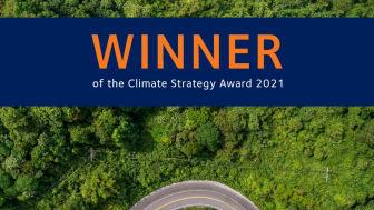 DSV gewinnt Climate Strategy Award