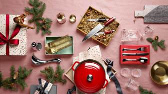 Cervera presenterar årets julklappar
