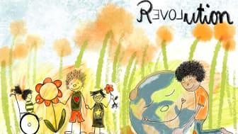 R evol UTION: Kinder schützen die Umwelt.