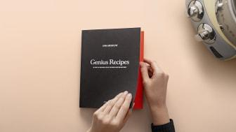 Nu kan du laga maten som format världshistoriens största genier
