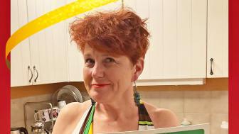 Vi-skogens generalsekreterare Anna Tibblin.