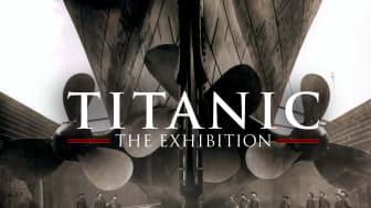 Titanic The Exhibition förlänger utställningsperioden i Uppsala till den 1 september.