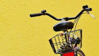 Bättre trafiksäkerhet för cyklister och gångare längs väg 670 mellan Listerby och Johannishus. Foto Pixabay