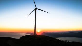 I august havnet strømprisen i Norden på 36,11 €/MWh – noe som er en økning på 3 prosent fra juli.