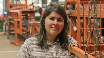 Emma Galley, projektingenjör från Skanska UK som nu stärker BoKloks team.