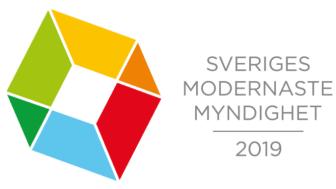 Sveriges Modernaste Myndighet 2019