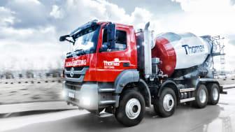 Thomas Concrete Group bildar gemensamt varumärke:Färdig Betong blir Thomas Betong