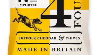 Crisps Suffolk Cheddar & Chives